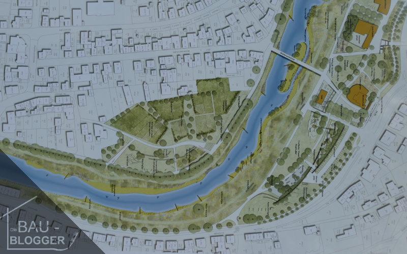 Bauortsuche: Mühlacker - Stadtkarte (nah)