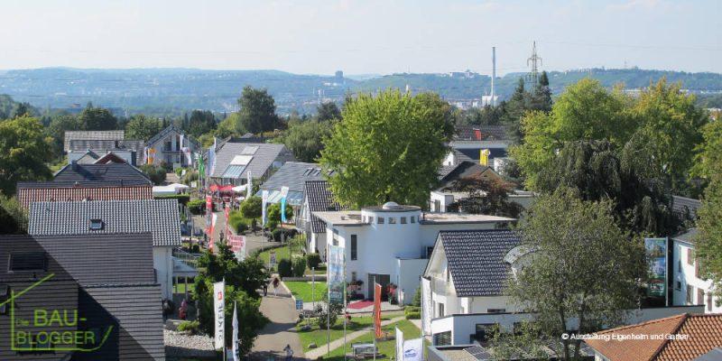 Ausstellung Eigenheim und Garten