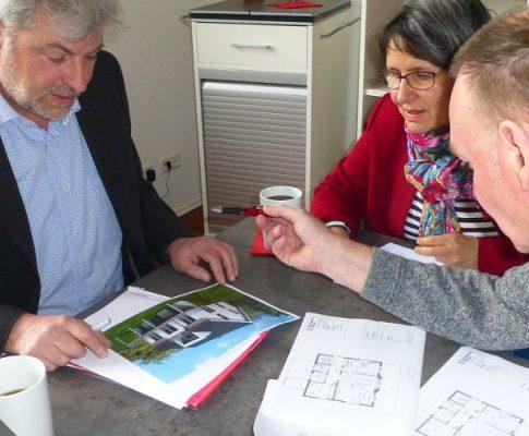 Freie Planung mit dem Architekten – für ein Fertighaus!