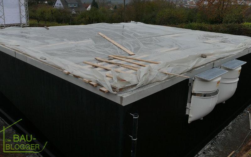 Ratgeber Kellerbau - Bitumenanstrich
