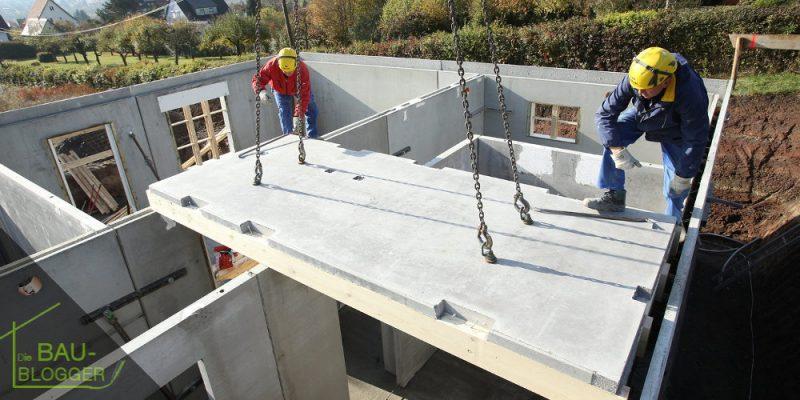 Ratgeber Kellerbau - Kellermontage