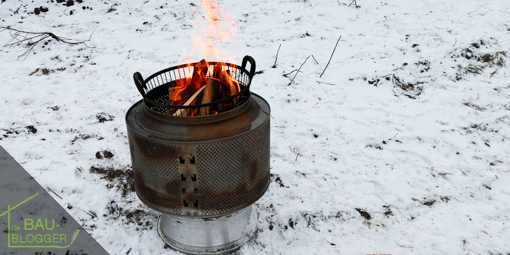 Im Winter kann man nicht nur Iglus bauen