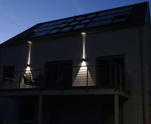Außenleuchten: LEDs für Haus, Hof und Garten
