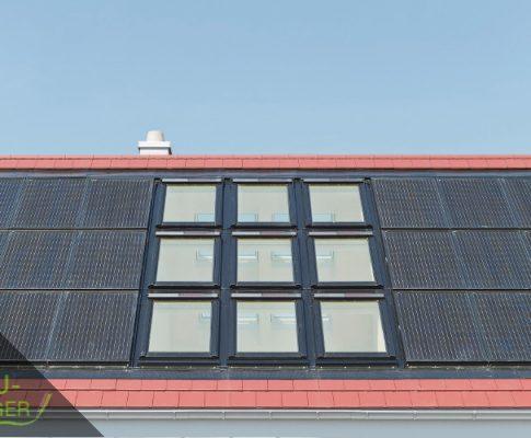 Dachfenster: Elektrochrom und voll solar!
