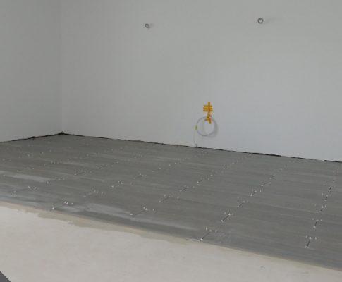 Fußboden: Bauchemie im Healthy Home