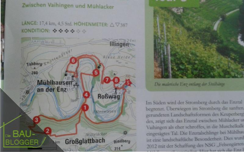 Wandern Mühlacker