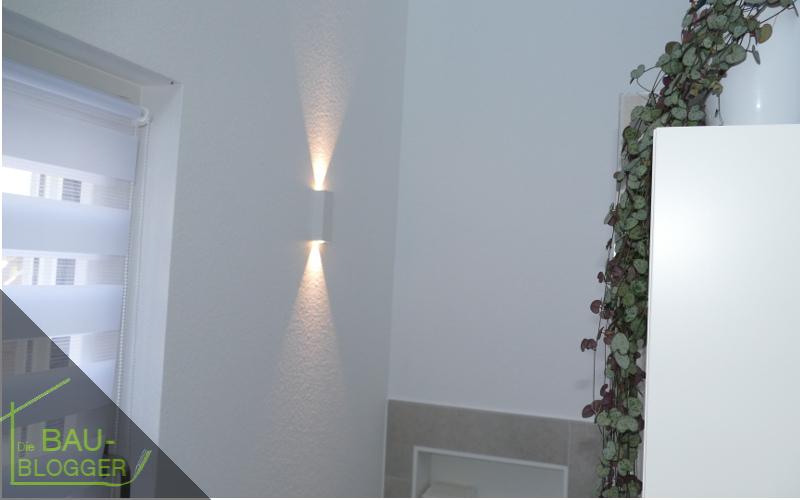 LED-Beleuchtung Bad OG