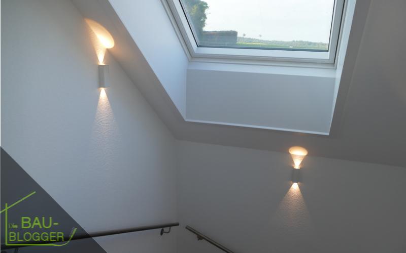 LED-Beleuchtung für Treppenhaus