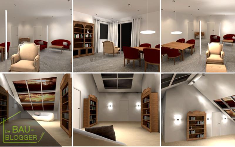 led beleuchtung design in klein. Black Bedroom Furniture Sets. Home Design Ideas