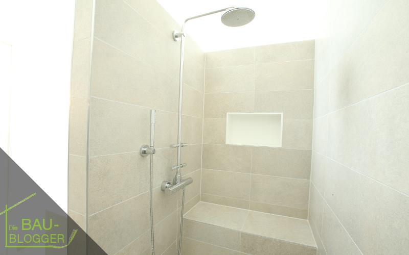 Badezimmer turmbad mit dusch wc - Sitzbank badezimmer ...
