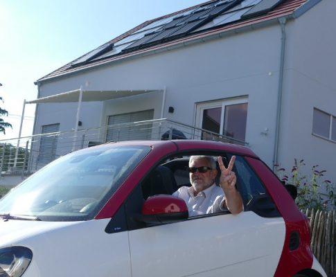 Suche Elektroauto – finde Benziner