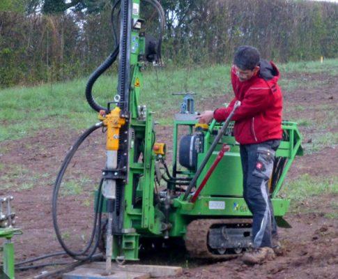 Bodengutachten gibt Baugrundsicherheit