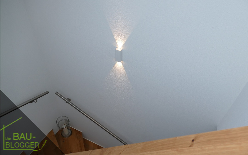 LED-Beleuchtung Treppenhaus