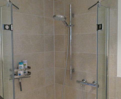 Minibad für Gäste: Es fehlt an nichts!